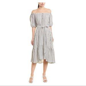 NWT strapless dress size medium
